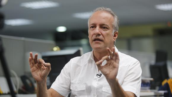 Hernando Guerra García dijo que el plazo para presentar nulidades debió vencer a la medianoche y no a las 8 p.m. (Foto: Archivo / El Comercio)