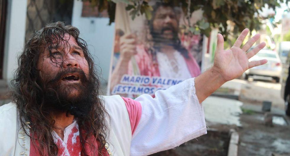"""Pidió a la ciudadanía realizar una cruzada de oración """"suplicándole al Señor que nos perdone"""". (Foto: Lino Chipana/GEC)"""
