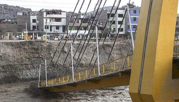 """""""Érase un puente solidario y amarillo"""", por Pedro Ortiz"""