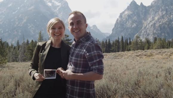Frankie Muniz y Paige Price contaron en un video cómo está viviendo la experiencia de ser papás. (Foto: Captura de pantalla / YouTube / Instagram : @frankiemuniz4).