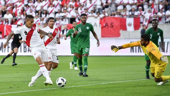 La selección jugó a modo de preparación tres partidos amistosos. De ellos, ganó dos y empató uno. (Foto: AFP)