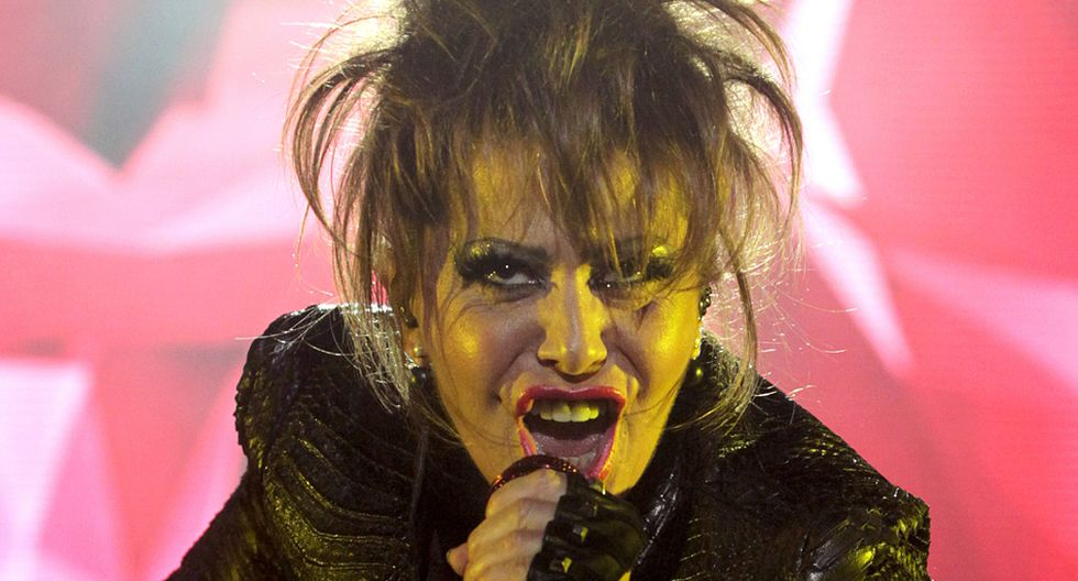 Alejandra Guzmán en Lima: Noche de rock con lleno total - 8