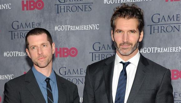 David Benioff y D.B. Weiss. (Foto: HBO)