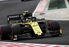 Fórmula 1: Renault celebra los 40 años de su primera victoria | FOTOS