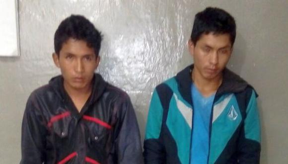 Áncash: decomiso de 50 kg. de droga deja un herido en Sihuas