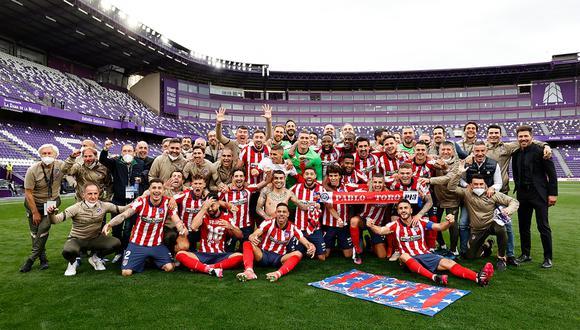 Atlético de Madrid: El club invita a una peculiar celebración por el título de LaLiga Santander-
