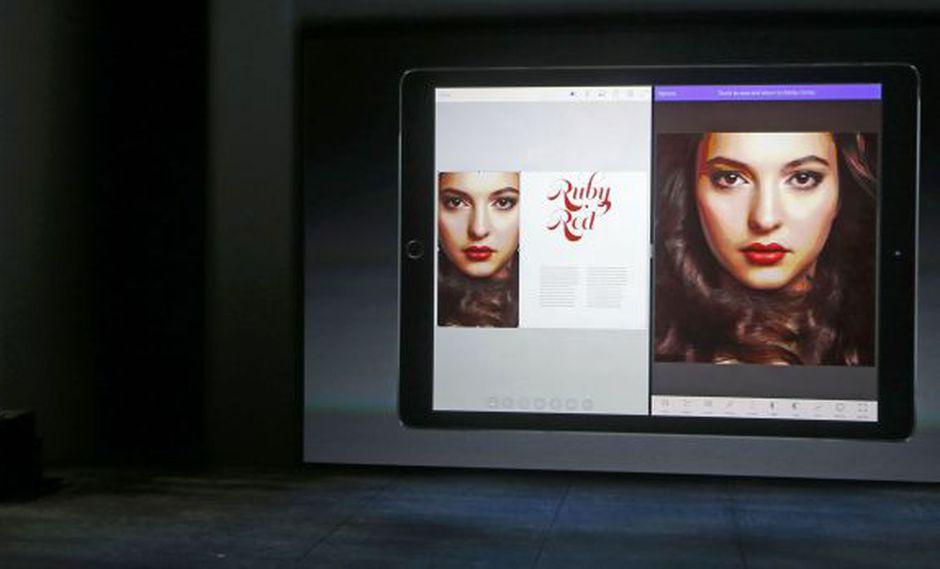 Apple presenta un modelo de iPad más grande
