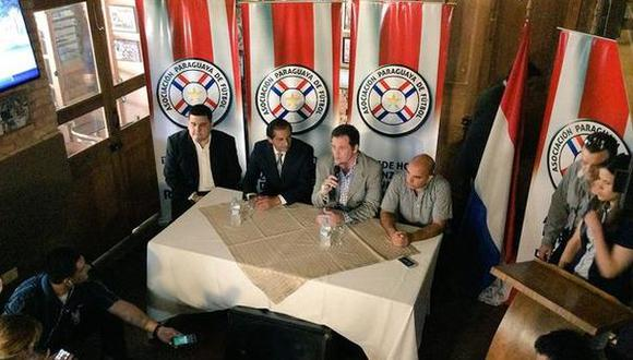 Ramón Díaz fue presentado como técnico de selección de Paraguay