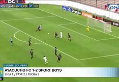 Liga 1: Resumen y goles de la segunda fecha en la Fase 2