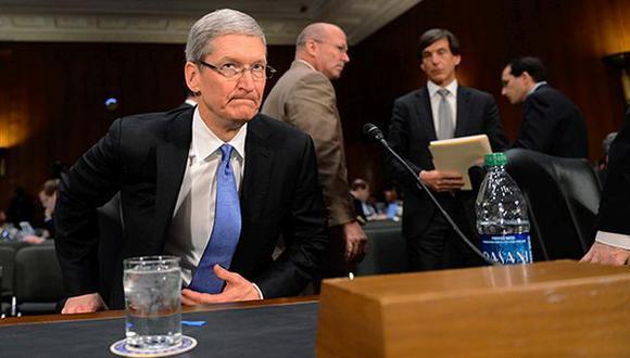 CEO de Apple busca hablar con Obama sobre iPhone de atacante