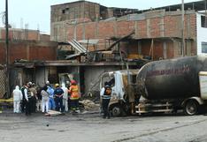 Incendio en Villa El Salvador: ¿Cómo actuar ante una fuga de gas?