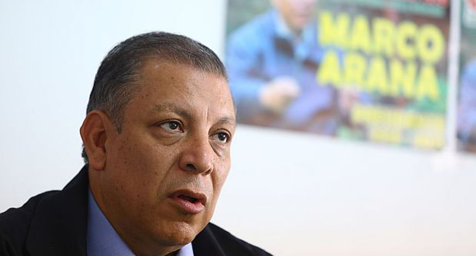 Arana: Primer ministro de PPK debe tener cualidades de diálogo