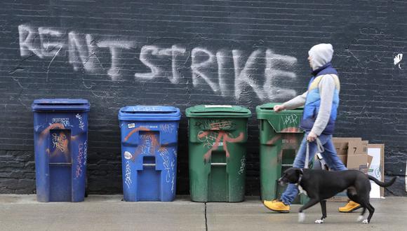 No todos los Estados y ciudades de Estados Unidos han tomado medidas para evitar los desalojos durante la pandemia por coronavirus. (Foto: AP)