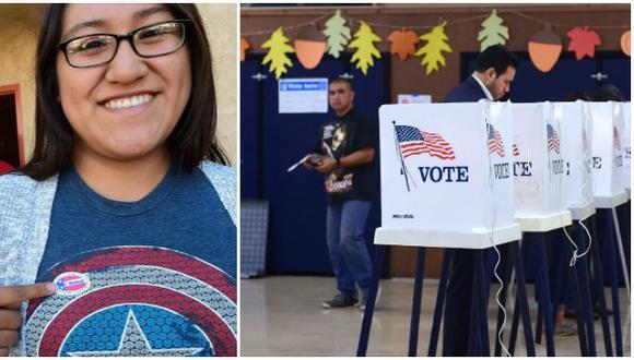 EE.UU.: La jornada electoral para los latinos [VIDEO]