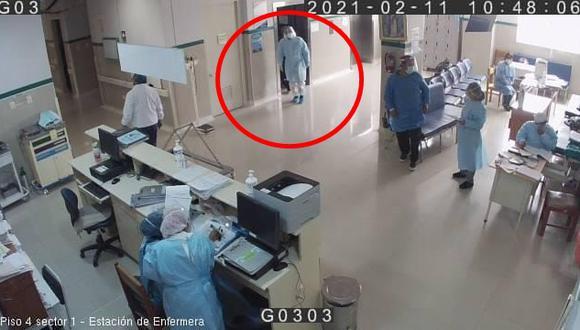 La fiscalía abrió una investigación por presunto delito contra la salud pública. (Foto: Captura de video)