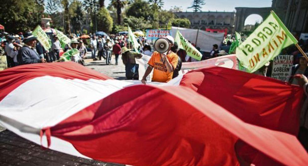 Dirigentes del Valle de Tambo postularían por Frente Amplio