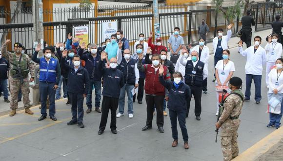 A la fecha, la Diris Lima Sur cuenta con 70 equipos de respuesta rápida. (Foto: Minsa)