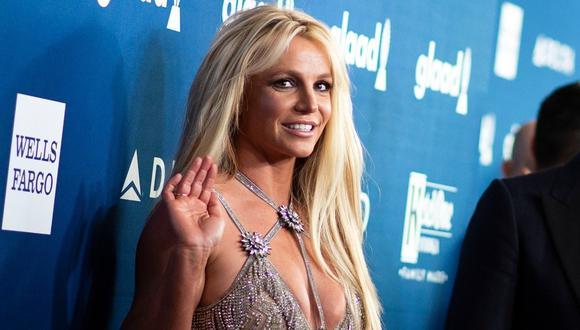 """""""Swimming In the Stars"""", lo nuevo de Britney Spears. (Foto: AFP)"""