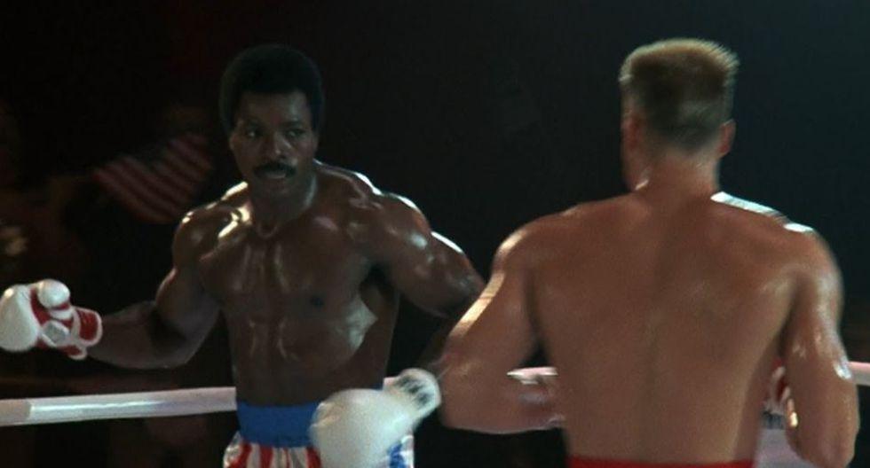 Los actores que dieron vida a Ivan Drago y Apollo Creed se reencontraron a 34 años del estreno de Rocky IV   Foto: Instagram / Dolph Lundgren