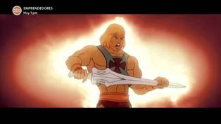 He-Man: Netflix revive la clásico personaje de los 80′s con interesante estilo visual