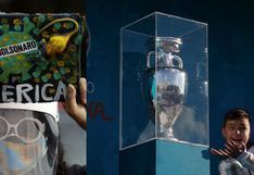 La incertidumbre de la Copa América: a un océano de la Eurocopa, que se jugará con público