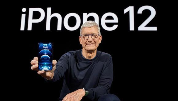 Conoce todos los detalles sobre el nuevo lanzamiento de Apple en este podcast. (Foto. EFE)