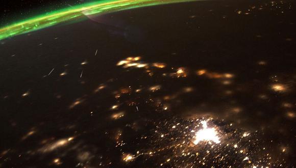 Las Cuadrántidas también son conocidas por sus brillantes meteoritos de bolas de fuego. (Foto: NASA)