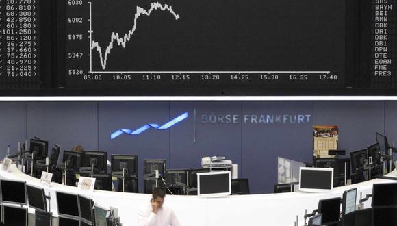 El índice selectivo DAX 30 de la Bolsa de Fráncfort cerró con una bajada del 0,26 % (31,53 puntos. (Reuters/ Referencial)