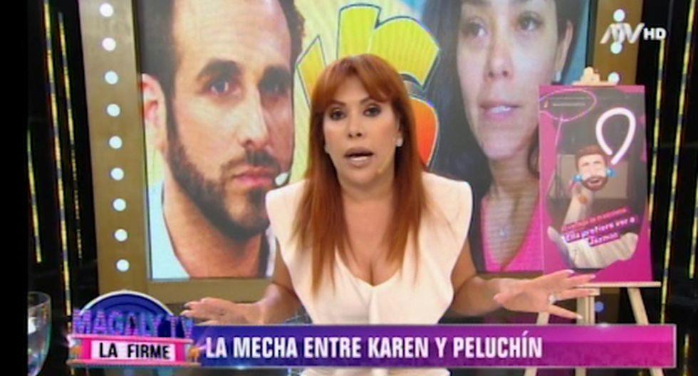 La conductora de televisión indicó que Rodrigo González sí estaría interesado en nueva propuesta laboral. (Foto: ATV)