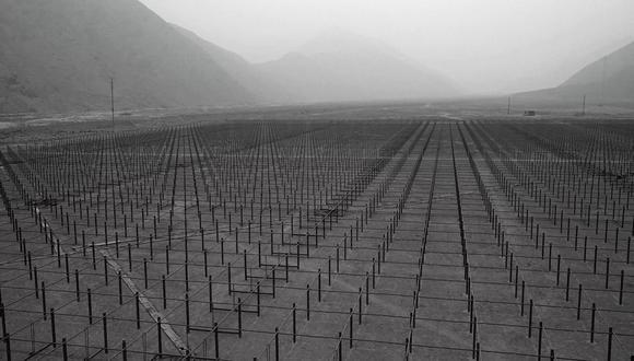 """Fotograma del video digital de Diego Lama, """"Expansión observable"""" (2016)."""