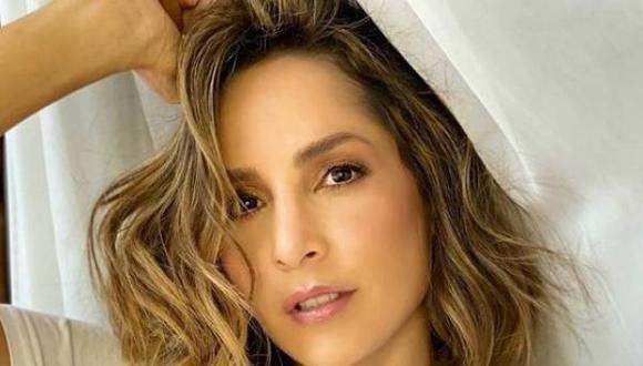 Carmen Villalobos debutó en la televisión a los 20 años en un papel secundario (Foto: Carmen Villalobos / Instagram)
