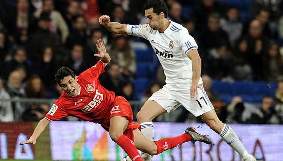 Mourinho y Arbeloa coincidieron en Real Madrid entre 2010 y 2013. (Foto: AFP)