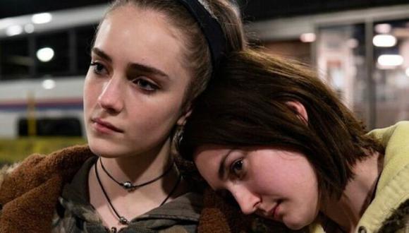 """""""Nunca, rara vez, a veces, siempre"""", filme estadounidense de  Eliza Hittman. (Foto: HBO)"""