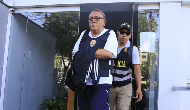 La vivienda de Pablo Salazar Torres también fue allanada y él fue detenido, al igual que Yehude Simon. (Foto: Jessica Vicente / GEC)