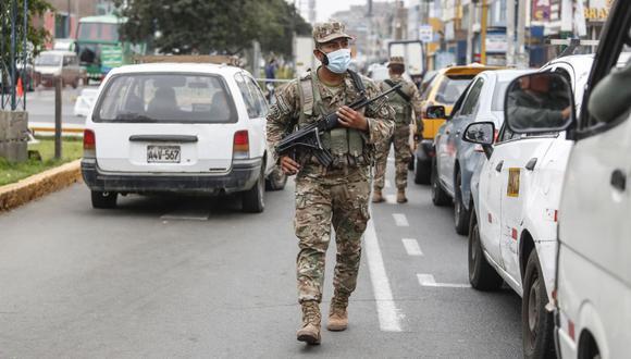 Segunda ola COVID-19: ¿es posible volver a un confinamiento total en el Perú?  (Foto: Andina)
