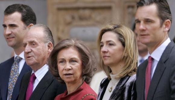 Infanta Cristina vuelve a España para preparar su defensa