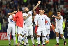 ¡Chile a la final de la Copa Confederaciones! Venció 3-0 a Portugal en los penales