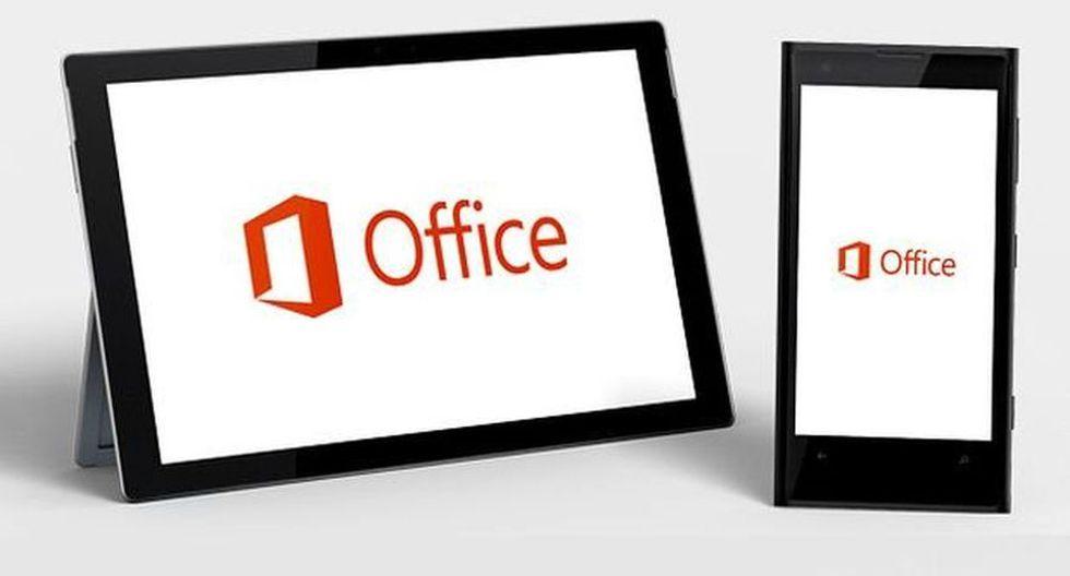 Microsoft: estas son las 8 novedades que trae Office 2016 - 1
