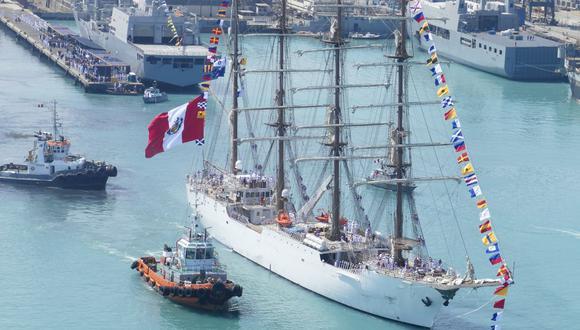 (Foto: Marina de Guerra del Perú)