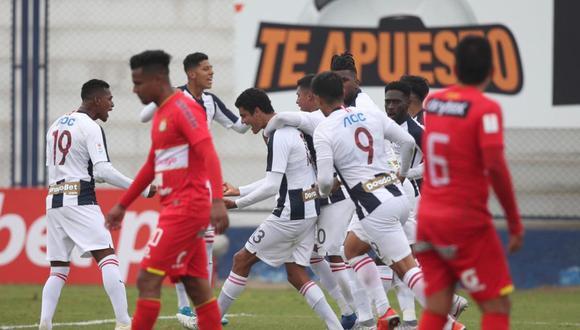 Gol de Carlos Beltrán en Alianza Lima vs Sport Huancayo por Liga 1