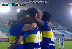 Boca Juniors vs. Atlético Tucumán: Rodrigo Montes pone el 2-0 para los 'Xeneizes' | VIDEO
