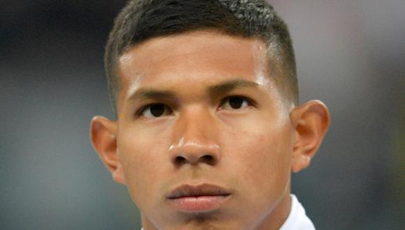 Edison Flores juega en el DC United de Estados Unidos. (FOTO: AFP)