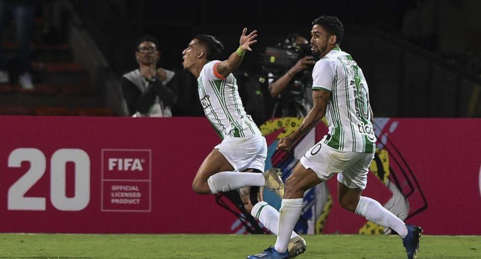 Atlético Nacional 3-0 Huracán | RESUMEN
