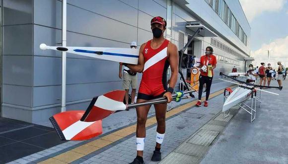 Álvaro Torres quedó cuarto en los cuartos de final y no podrá pelear por una medalla en Tokio 2020. (Foto: IPD)