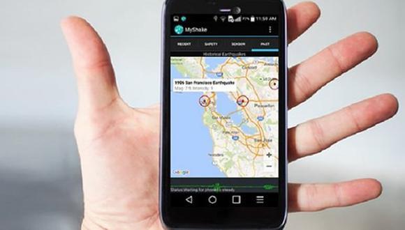 En la siguiente nota te contamos el procedimiento para descargar estas apps que te ayudarán a estar preparado para los sismos. (Foto: Twitter)