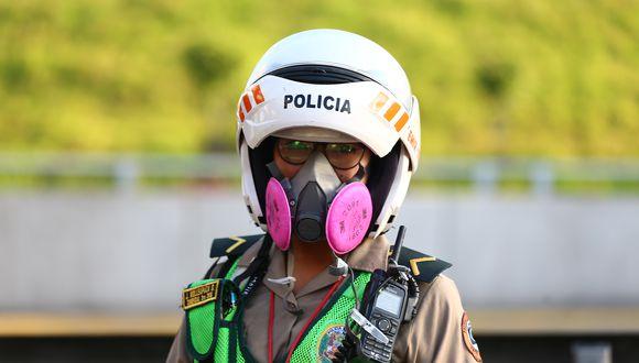 Minsa recomendó a la ciudadanía a usar una mascarilla simple para prevenir el COVID-19. (Foto: Hugo Curotto)