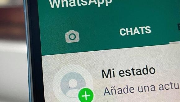 De esta manera podrás ver los estados de tus amigos de WhatsApp con solo pulsar su foto de perfil. (Foto: MAG)