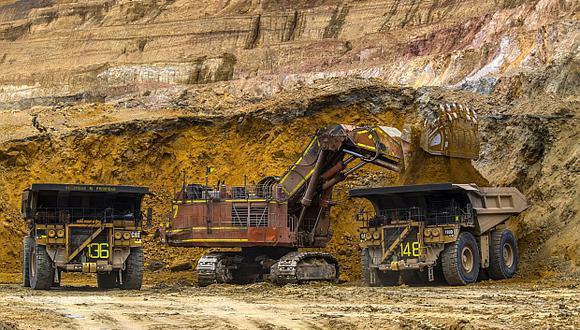 La inversión minera empezó a caer desde el 2014. El Minem considera que hay las condiciones para que este año consolide su recuperación. (Foto: Bloomberg)