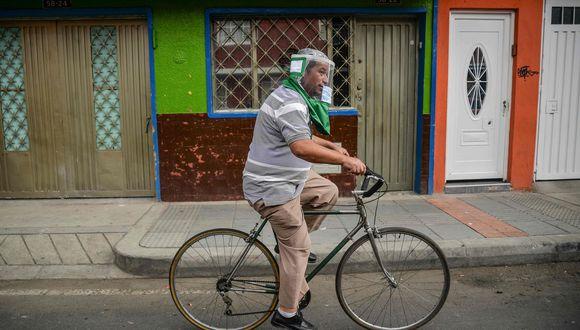 La prima de servicios es un pago adicional que los colombianos reciben de su sueldo mensual.(Foto: AFP / Diana Sanchez)