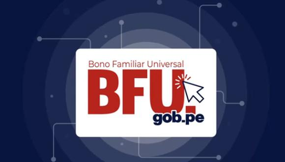 BFU, Bono Universal de 760 soles: cronograma y dónde cobrar subsidio por web del MIDIS. (Foto: Difusión)